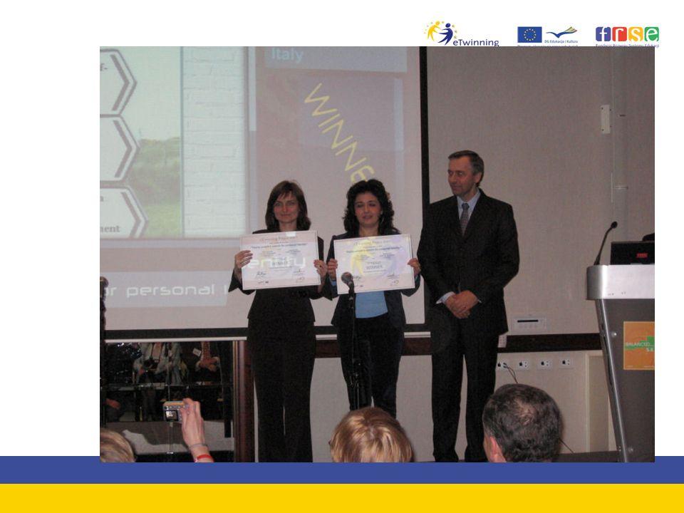 Laureat 2008 Projekt Fizyka ważna i ciekawa realizowany w Gimnazjum im.