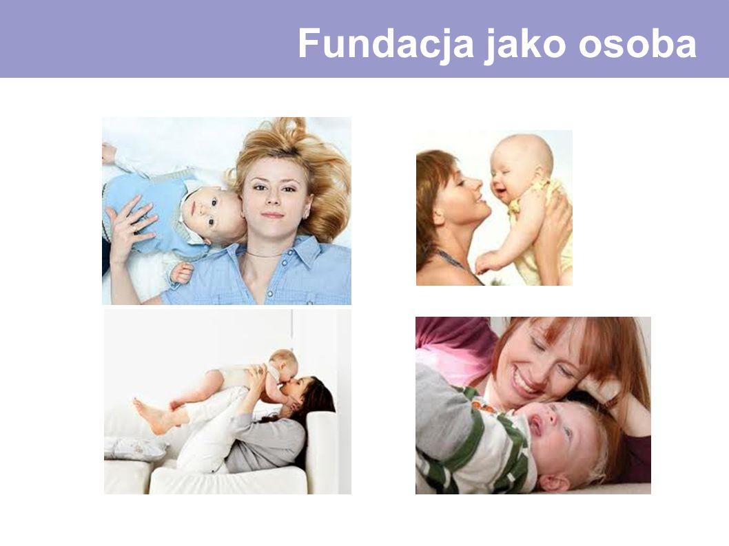 Fundacja jako osoba
