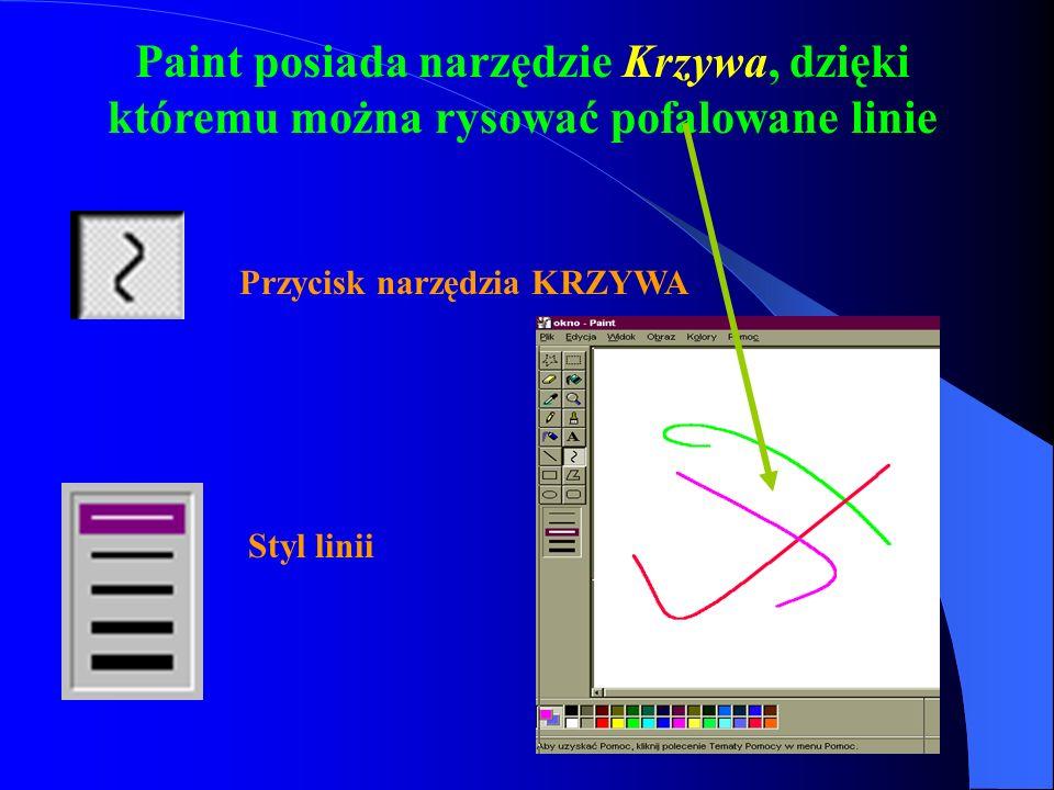 Aby narysować prostokąt lub kwadrat W przyborniku kliknij ten przycisk, aby utworzyć kształt o prostokątnych narożnikach......lub ten przycisk, aby utworzyć kształt o zaokrąglonych narożnikach.