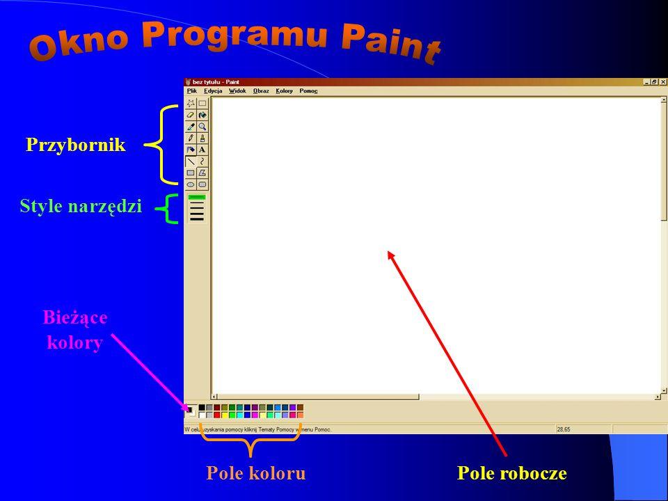 Prezentacja Edytor grafiki Paint składa się z 27 slajdów.