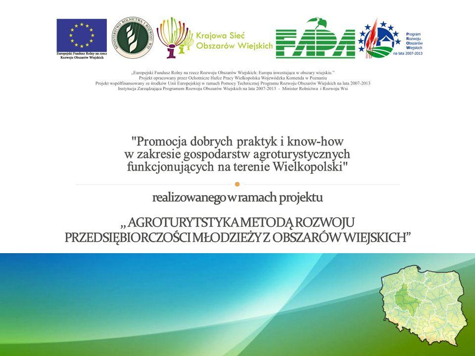 Walory przyrodnicze i kulturowe regionu konińskiego i ich wykorzystanie w agroturystyce 32