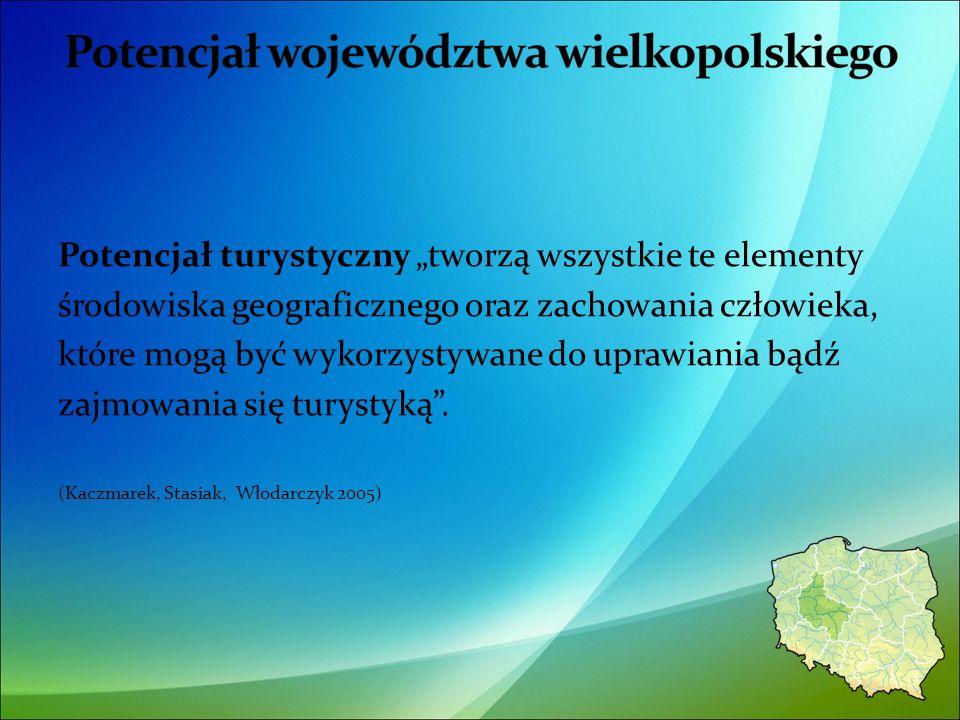 WIELKOPOLSKA Położenie: leży w dorzeczu rzeki Warta, na głównym europejskim szlaku wschód-zachód, w środkowej części Niziny Wielkopolsko-Kujawskiej.