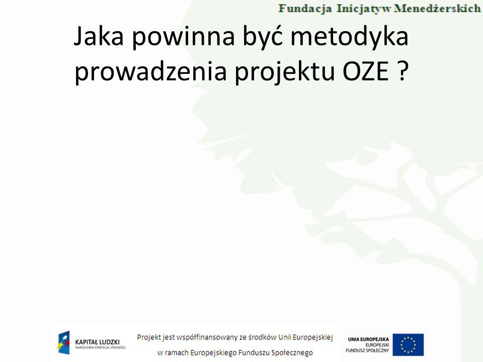 Sterowanie etapem (2) Bieżące zarządzanie projektem: Zgodnie z ustalonymi standardami jakości W ramach uzgodnionych: – Kosztów – Nakładów pracy – Nakładów czasu Tak aby osiągnąć zdefiniowane korzyści