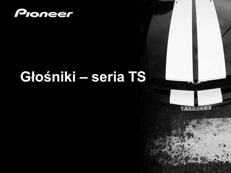 Głośniki – seria TS