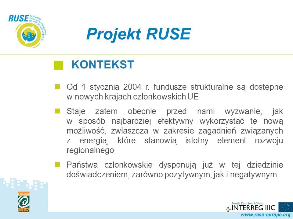 Spodziewane efekty i ich wskaźniki: Umowy o współpracy pomiędzy partnerami Specjalna procedura mająca na celu rozwiązywanie potencjalnych konfliktów lub kontrowersji Przygotowanie wewnętrznych form współpracy i dokumentów w celu wspierania działań partnerów Raporty ze spotkań Komitetu Sterującego Projektem Raporty finansowe Raporty bieżące i końcowe Projekt RUSE KOMPONENT 1