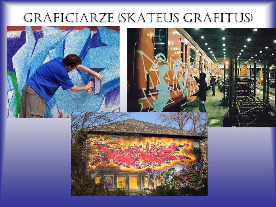 GRAFICIARZE (skateus grafitus)