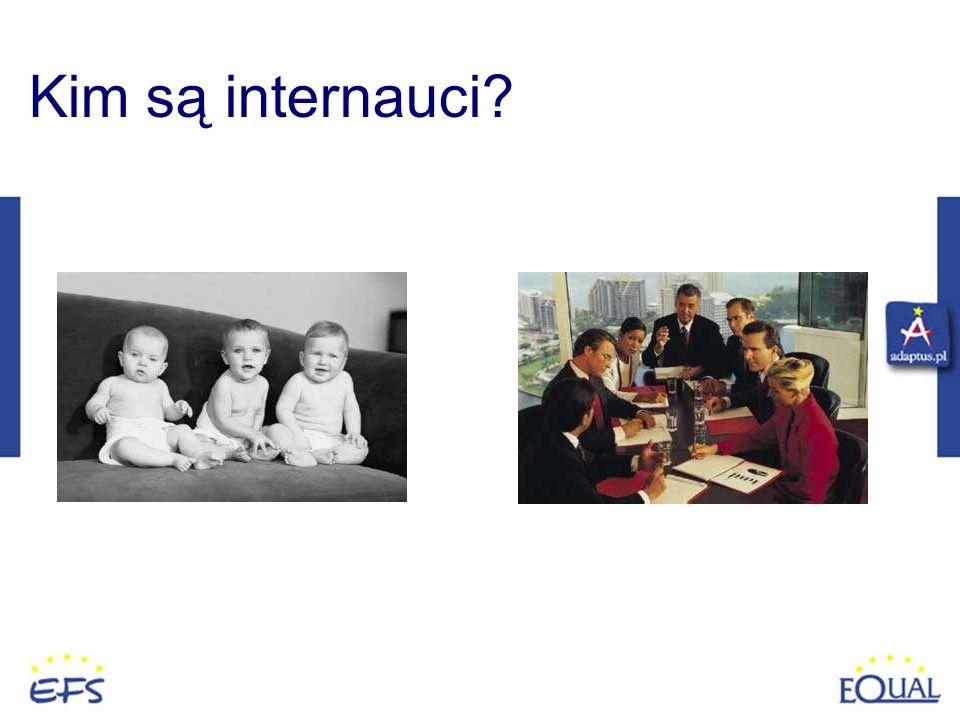 Kim są internauci?