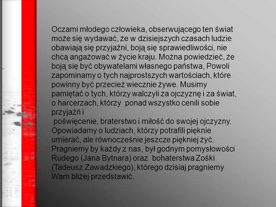 Tadeusz Zawadzki Zośka