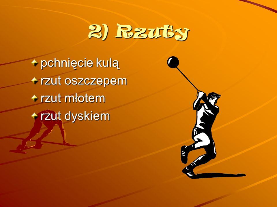 Pchni ę cie kul ą Pchnięcie kulą – konkurencja lekkoatletyczna, polegająca na wypchnięciu kuli jednorącz z koła o średnicy 2,135 m.
