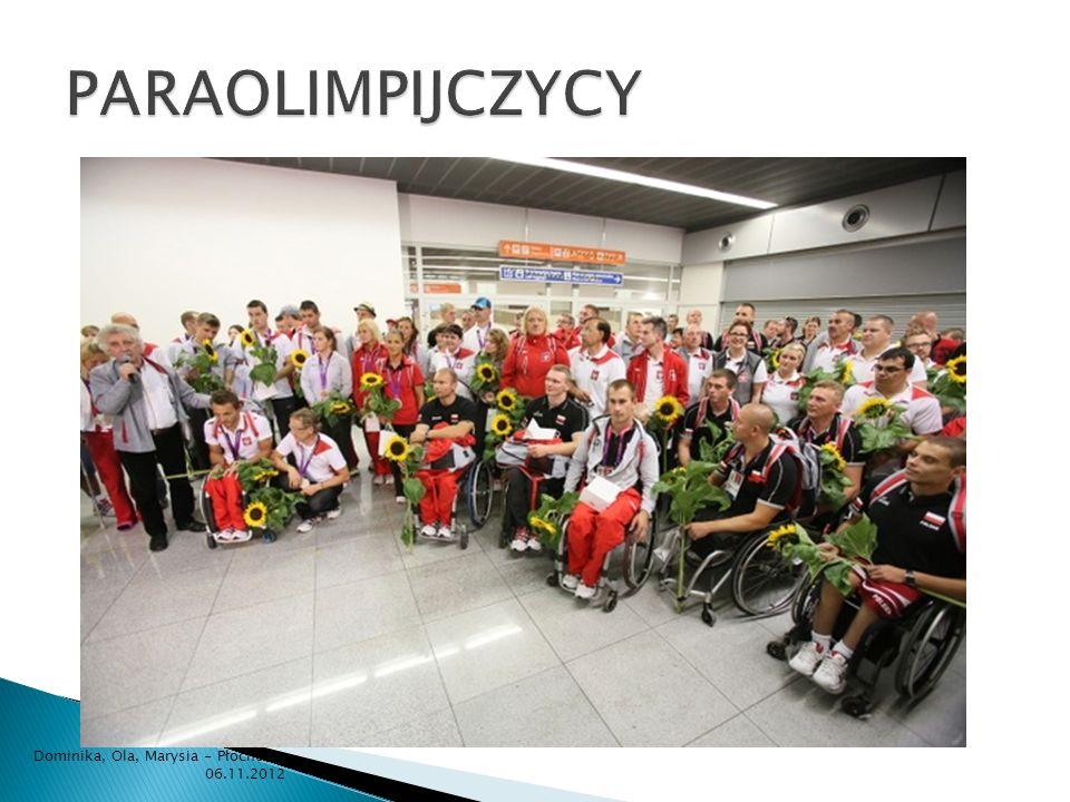 Dominika, Ola, Marysia - Płochocin 06.11.2012