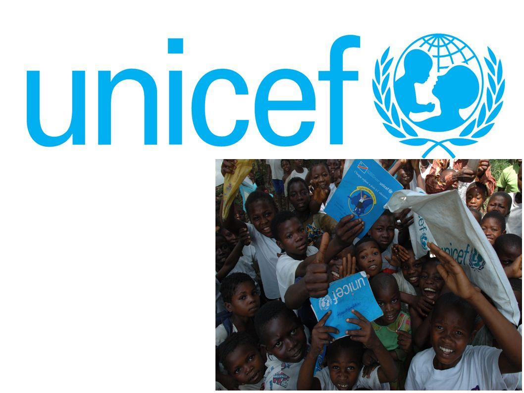 Co to właściwie jest UNICEF .- To organizacja humanitarna i rozwojowa działająca na rzecz dzieci.