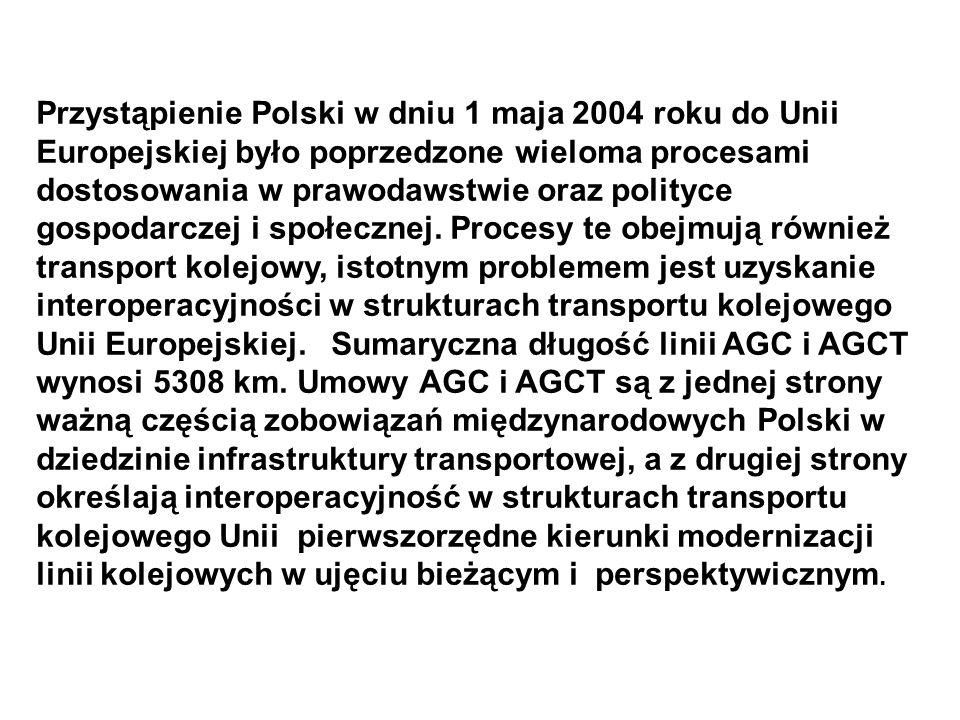 Przystąpienie Polski w dniu 1 maja 2004 roku do Unii Europejskiej było poprzedzone wieloma procesami dostosowania w prawodawstwie oraz polityce gospod