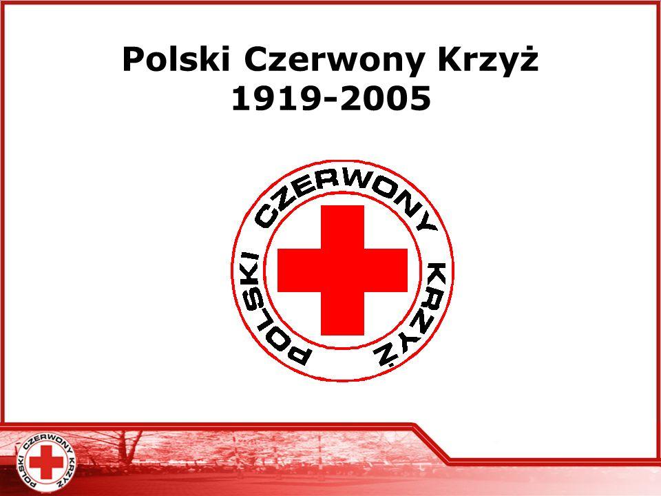 Polski Czerwony Krzyż 1919-2005