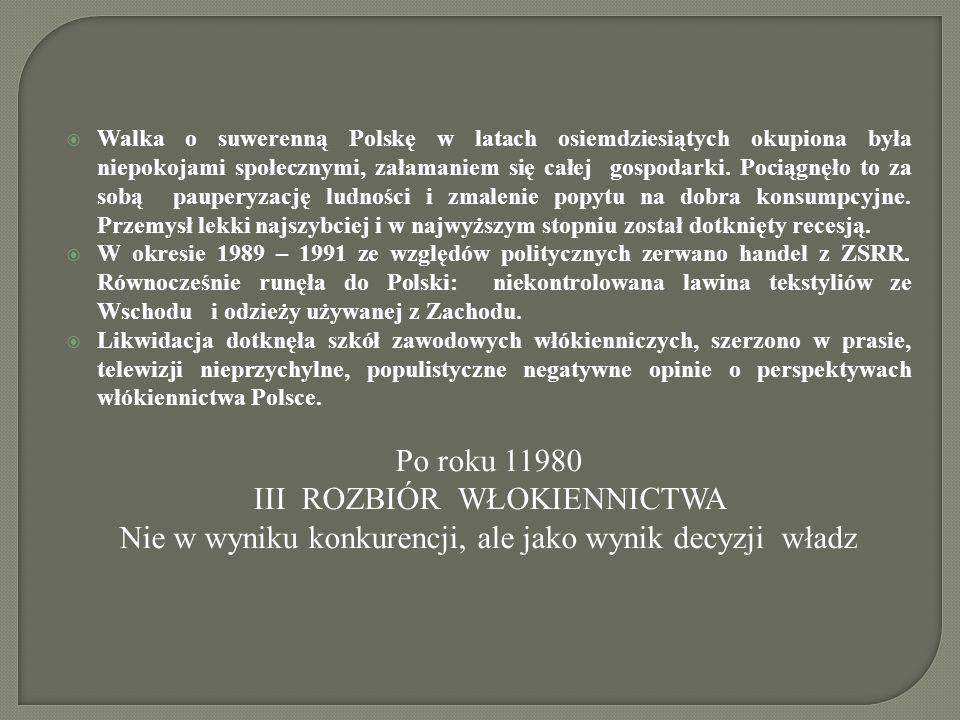 Walka o suwerenną Polskę w latach osiemdziesiątych okupiona była niepokojami społecznymi, załamaniem się całej gospodarki. Pociągnęło to za sobą paupe