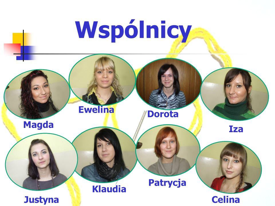 Nasza reprezentacja na Konkurs Produkcik 2011 Justyna Szuła Ewelina Musiolik Izabela Korcz Celina Buchalik