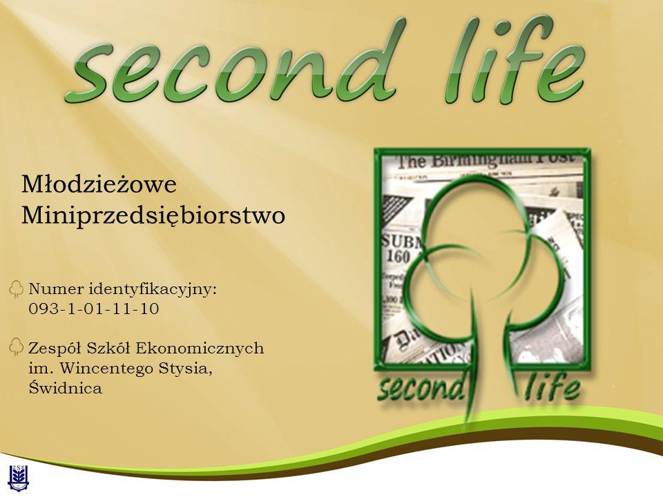 Młodzieżowe Miniprzedsiębiorstwo Numer identyfikacyjny: 093-1-01-11-10 Zespół Szkół Ekonomicznych im. Wincentego Stysia, Świdnica