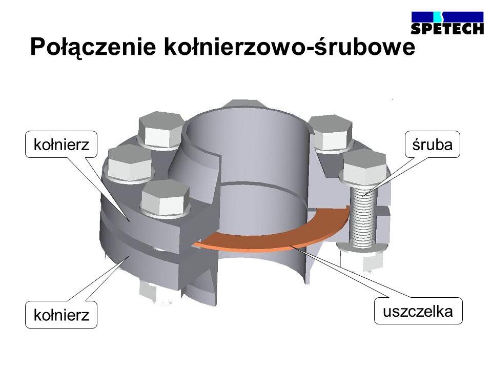 SPETOMET ® MWK ® 60 certyfikat TA-Luft Kryterium szczelności wg VDI 2440: 1,0 * 10 -4 mbar * l / m * s wg VDI 2200 ok.