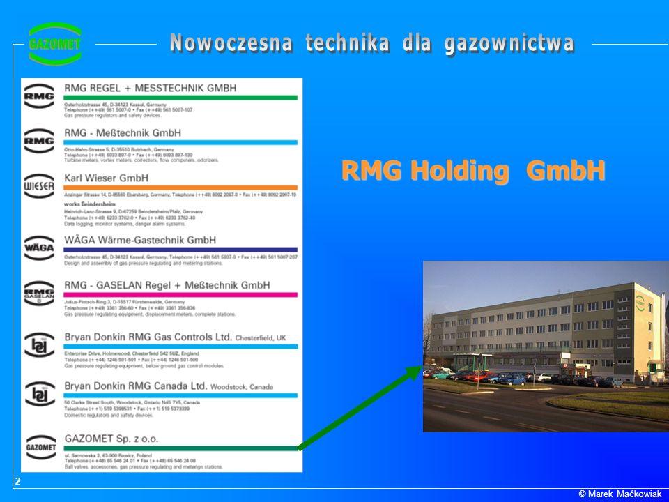 2 RMG Holding GmbH