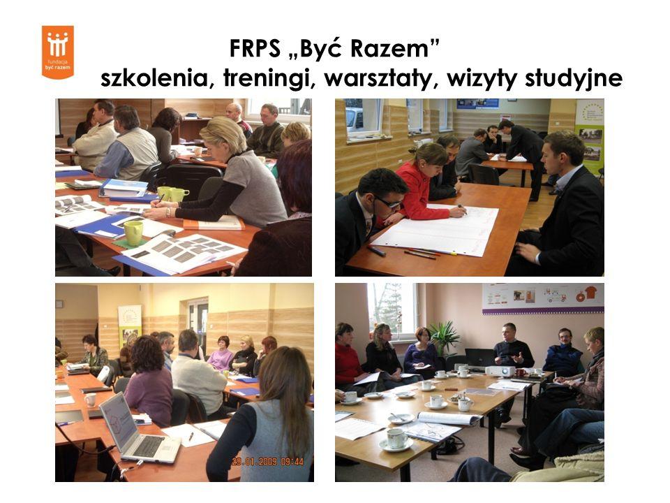 FRPS Być Razem szkolenia, treningi, warsztaty, wizyty studyjne