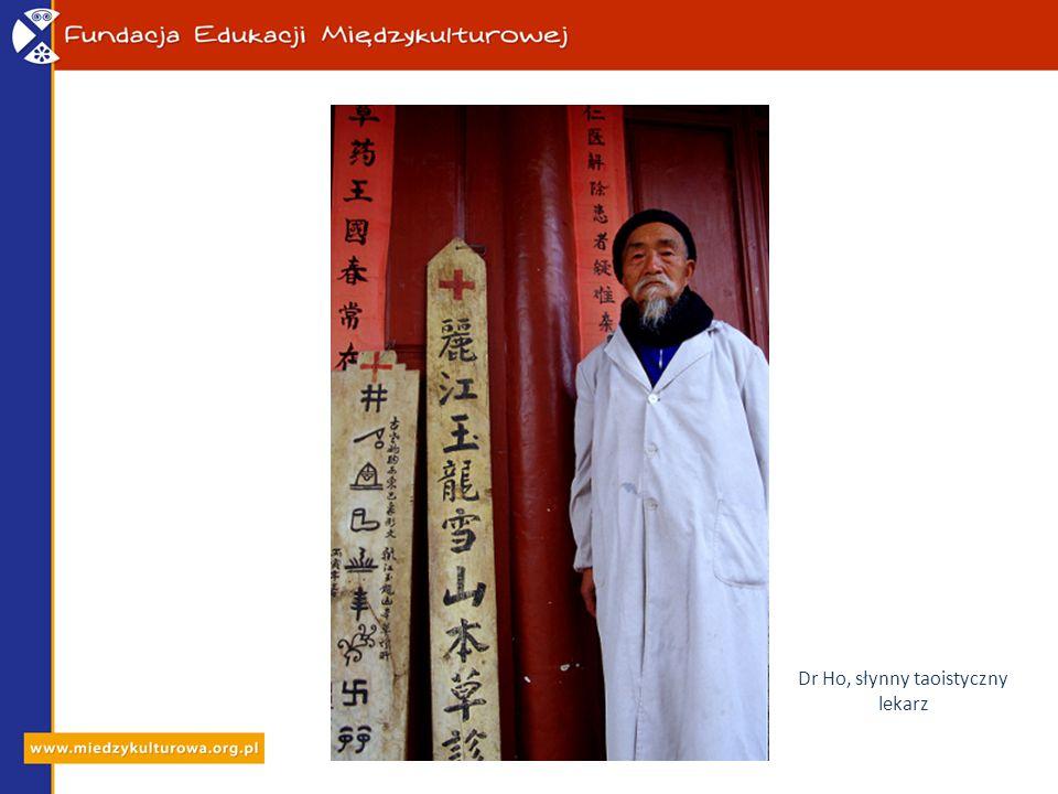 Dr Ho, słynny taoistyczny lekarz