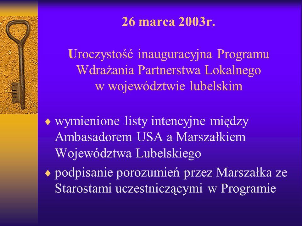 26 marca 2003r.