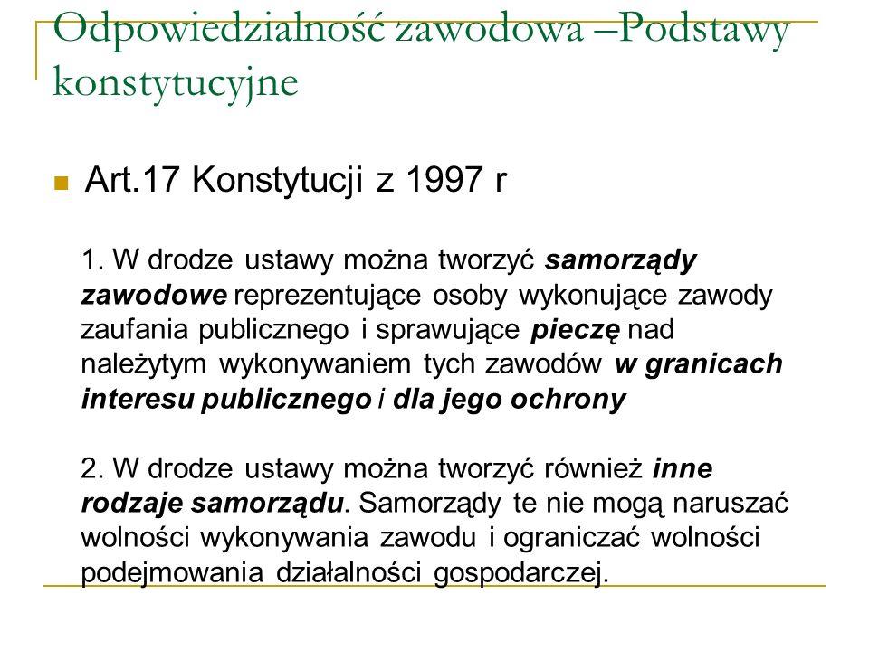 Zasady etyczno-deontologiczne c.d.Art.