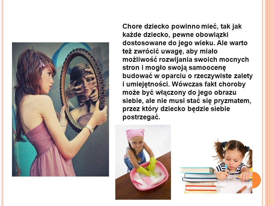 Jak pomóc dziecku, aby nie traciło kontaktu z rówieśnikami (przedszkole, szkoła) -Organizowanie zabaw -Informowanie rówieśników