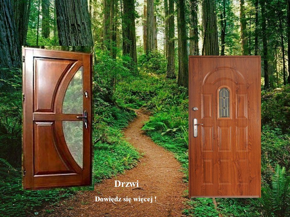 Drzwi Dowiedz się więcej !