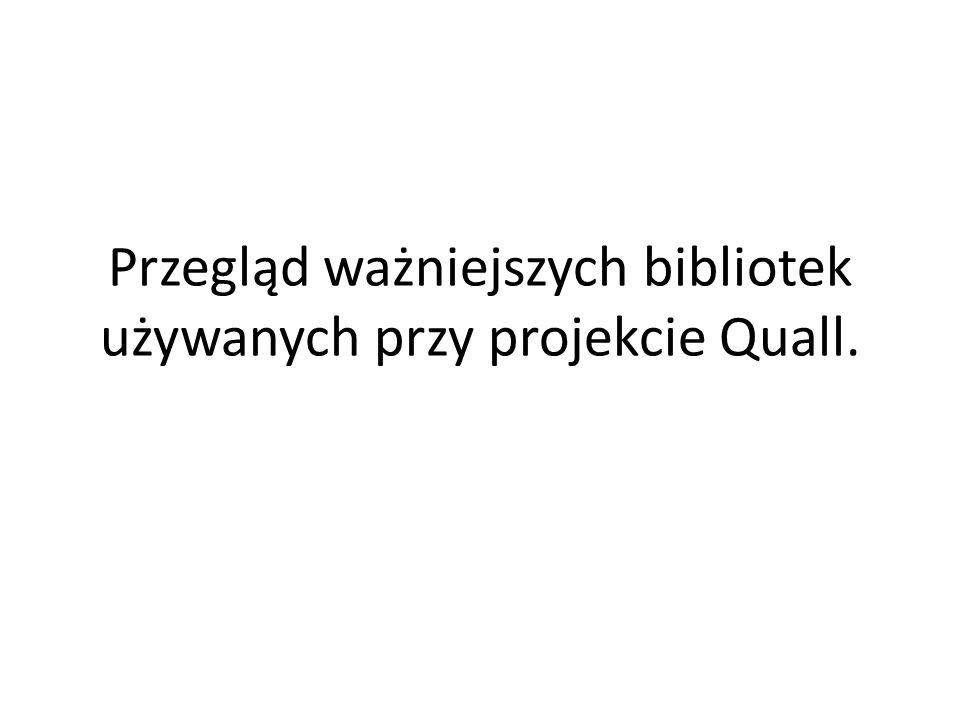Użycie: Inicjalizacja głównego obiektu.
