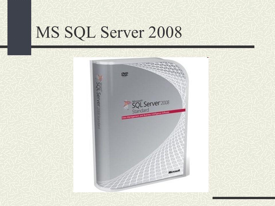 Microsoft SQL Server (MS SQL) to system zarządzania bazą danych, wspierany i rozpowszechniany przez korporację Microsoft.