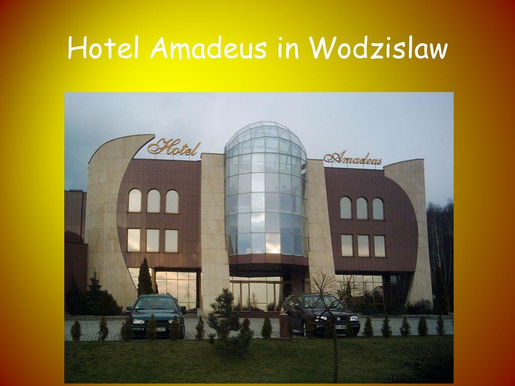 Hotel Amadeus in Wodzislaw