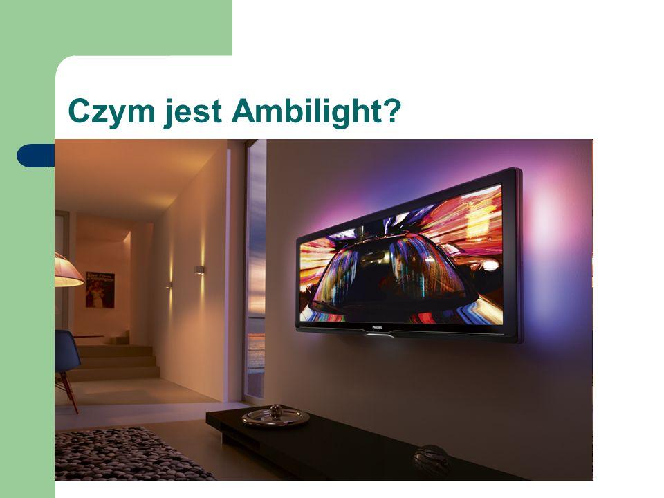 Czym jest Ambilight