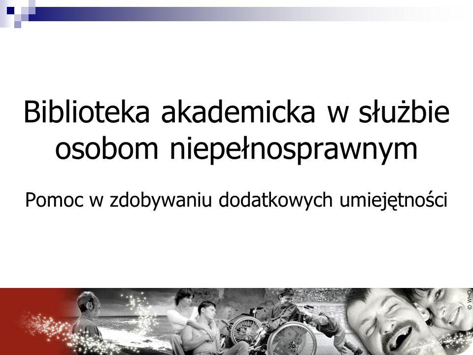 wsp.lodz.pl Studenci niepełnosprawni w WSP Wykres 2.