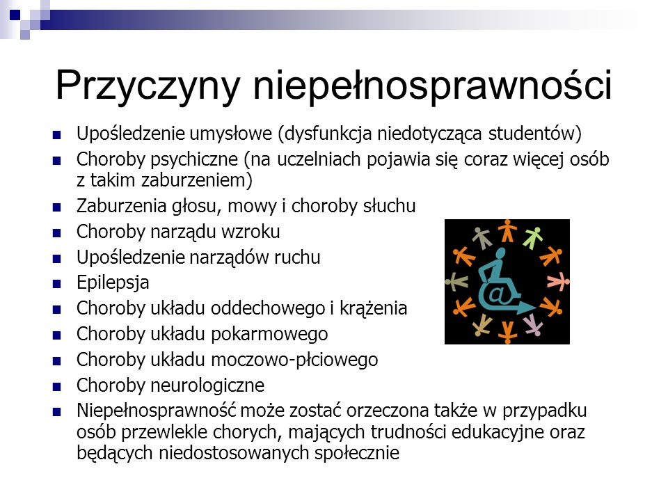 Niepełnosprawni studenci - statystyka Na uczelniach polskich w roku akademickim 2007/2008 studiowało 1.937.400 osób, z czego niepełnosprawni stanowili 25.265, czyli 1,3%.