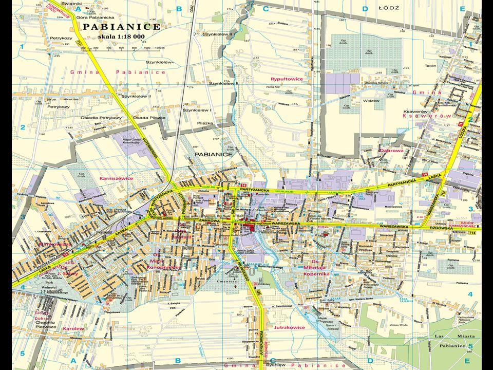 Dawny Pamotex, dawniej Krusche & Ender W 1825 przybył z Saksonii Bogumił Krusche, przedstawiciel największego rodu fabrykanckiego w Pabianicach.