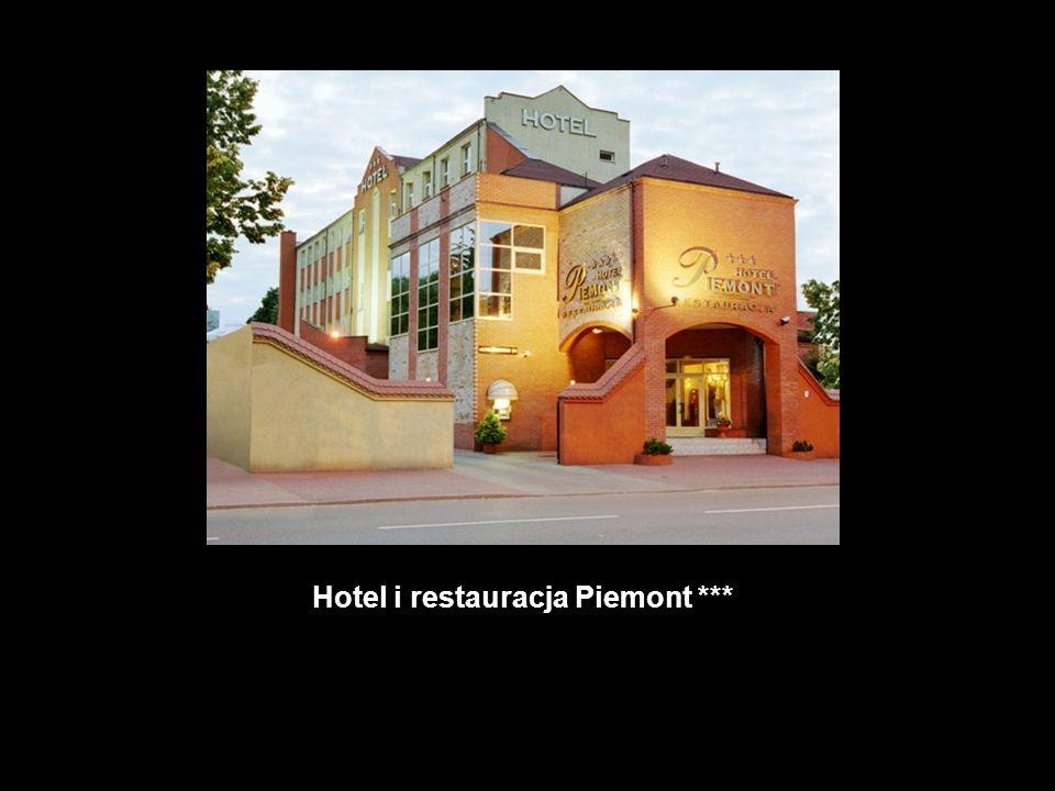 Hotel i restauracja Piemont ***