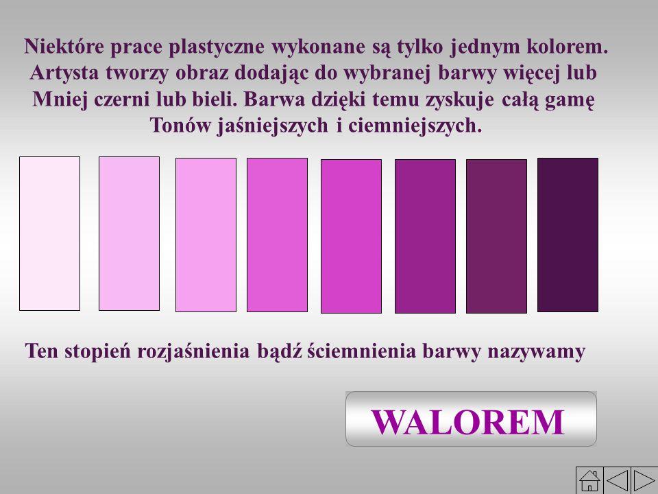 Do barw neutralnych (inaczej obojętnych) zaliczmy czarną, białą i szarą o różnych odcieniach przejściowych od bieli aż do czerni. BARWY NEUTRALNE