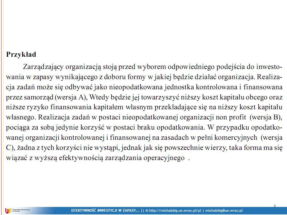 9 (A) nieopodatkowana jednostka kontrolowana i finansowana przez samorząd {B} nieopodatkowana organizacji non profit (NPO) [C] opodatkowana organizacja kontrolowana i finansowana na zasadach w pełni komercyjnych