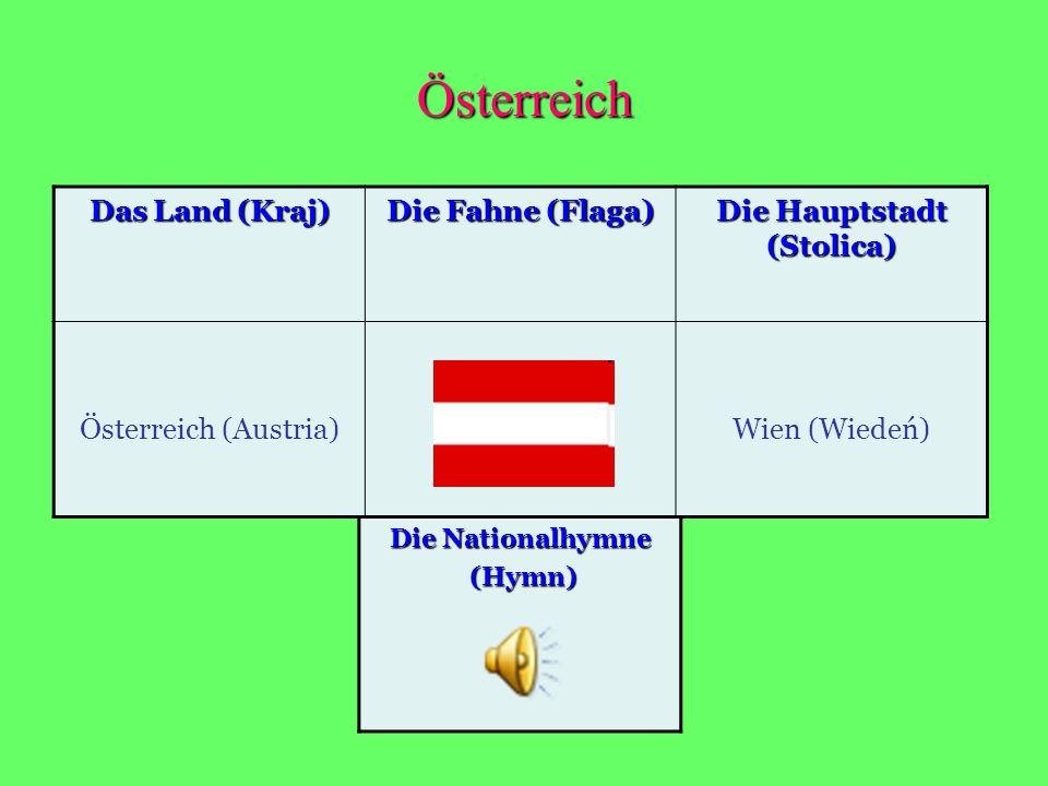 Österreich – Das muss man sehen oder ausprobieren.