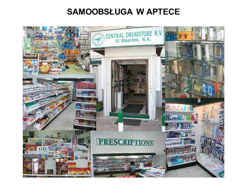 Grupy produktów w Drug Store`ze PAPIER: produkty bawełniane, papier toaletowy/ręczniki/chusteczki, higiena kobieca, mokre chusteczki.