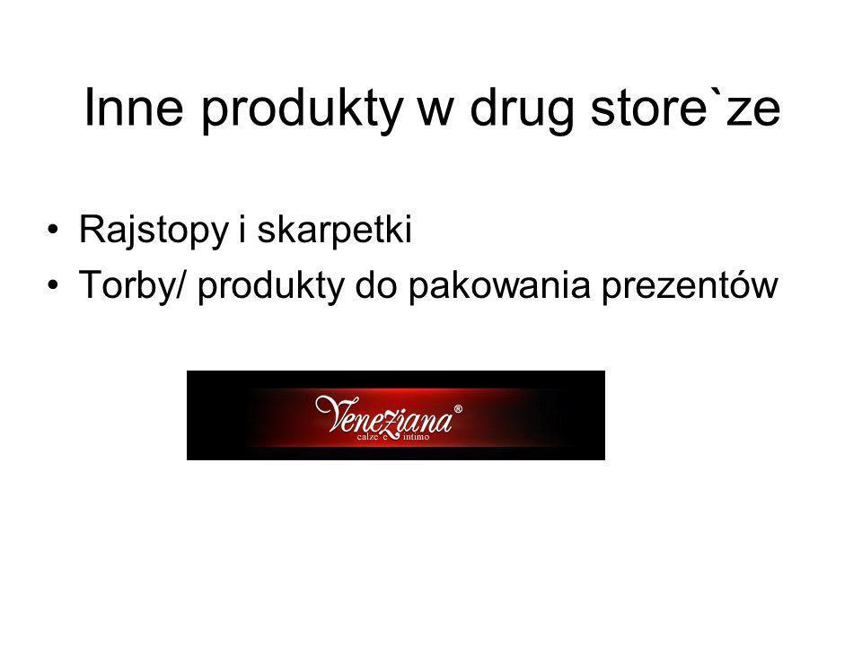 Inne produkty w drug store`ze Rajstopy i skarpetki Torby/ produkty do pakowania prezentów