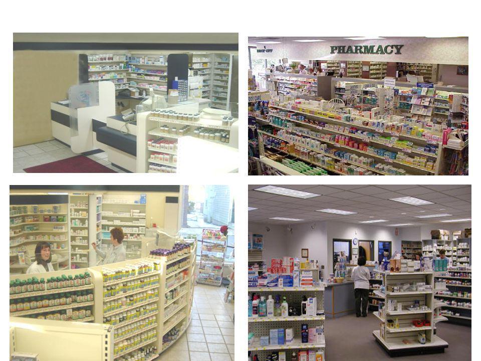 Mix w Drug store`ze Ścisłe rozgraniczenie między kosmetykami a produktami masowymi ze względu na inną specyfikę ich zakupu Posiadanie marek tylko premium i medium Utrzymywanie pełnego mix`u wew.