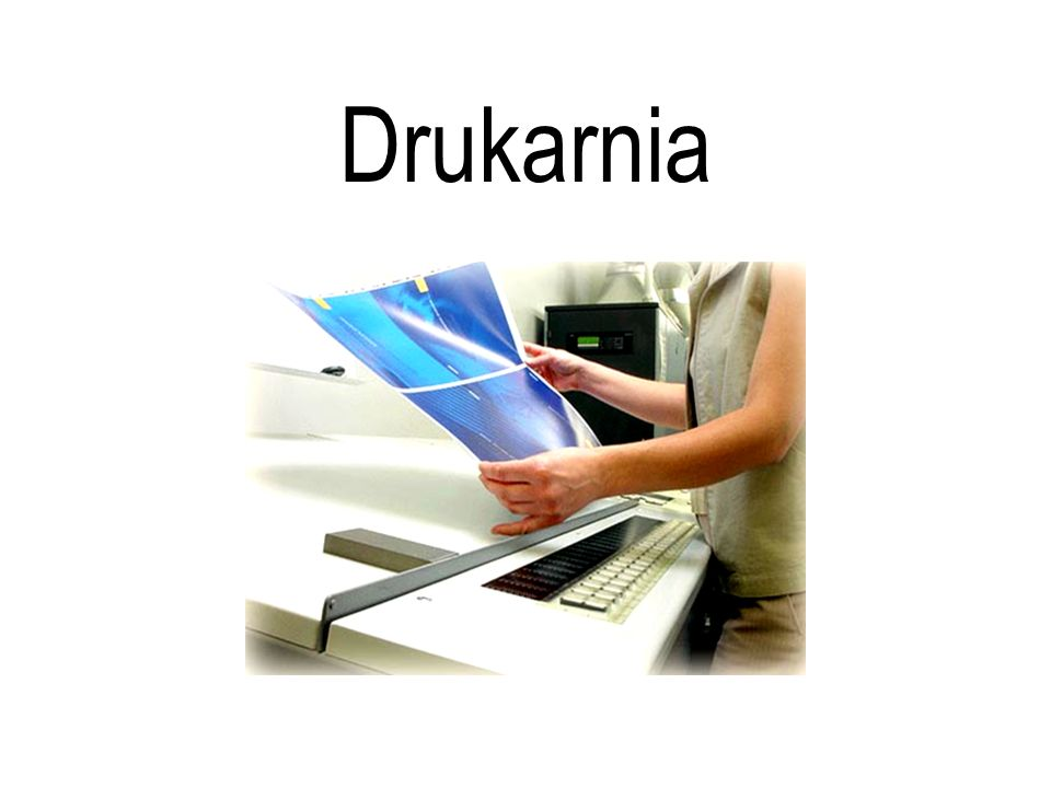 Drukarnia