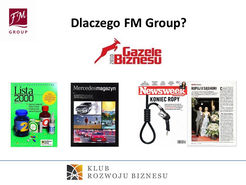 Dlaczego FM Group?