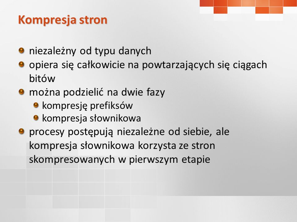 Kompresja prefiksów