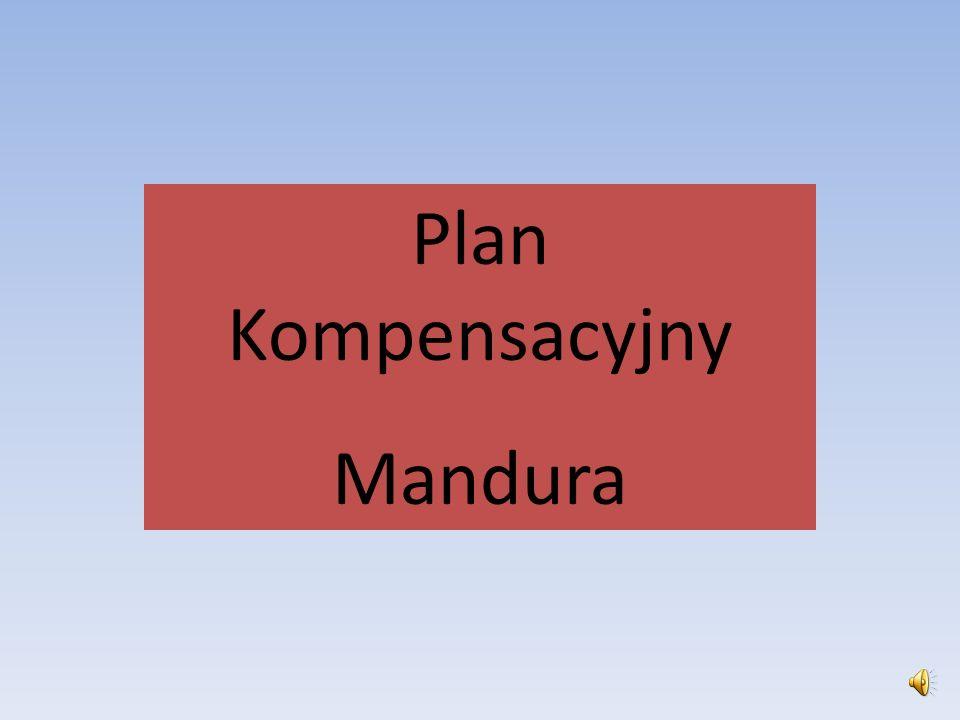 Plan Kompensacyjny Mandura
