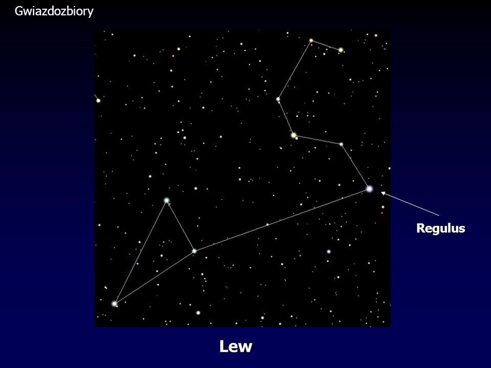 GwiazdozbioryLew Regulus