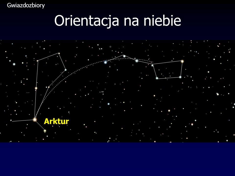 Orientacja na niebie Arktur