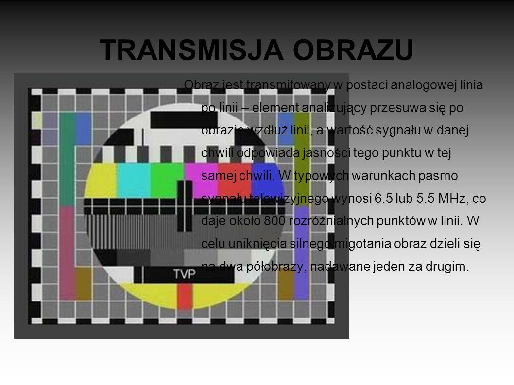 Odbiornik telewizyjny, telewizor – urządzenie przeznaczone do zdalnego odbioru ruchomego obrazu. Ruchomy obraz nadawany przez telewizję składa się z w