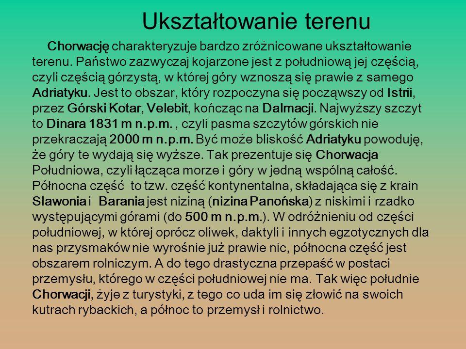 Miejsca do zwiedzenia Bazylika Eufrazjana w Poreču Stare Miasto w Dubrowniku Hvar (wyspa) Katedra św.